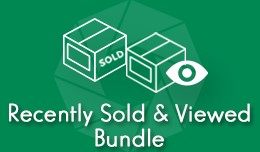 Recently Sold & Recently Viewed Bundle