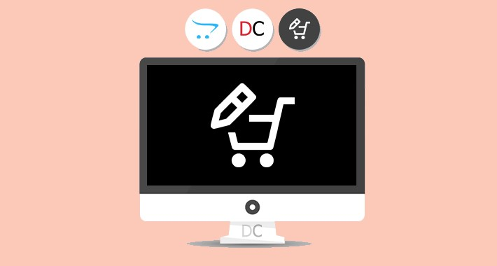 Edit product options in cart