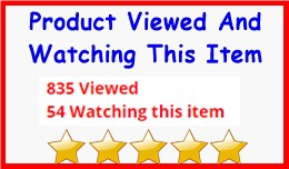 Product Viewed And Watching This Item