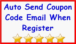 Auto Send Coupon Code Email When Register