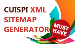 XML Sitemap Generator by Cuispi - Create advance..
