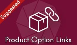 Product Option Links