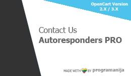Contact us - Autoresponders PRO