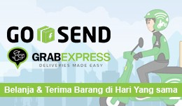 GoSend & GrabExpress Shipping Method