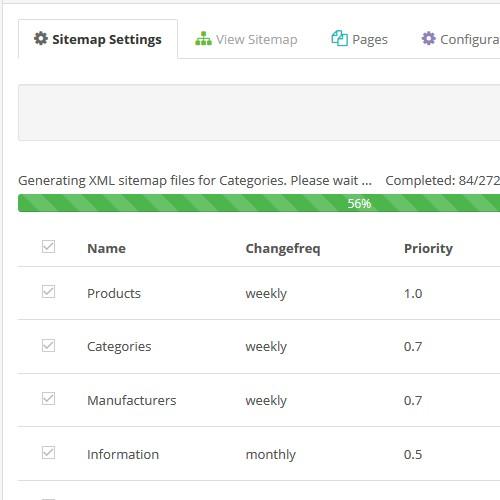 Google Xml Sitemap: XML Sitemap Generator By Cuispi