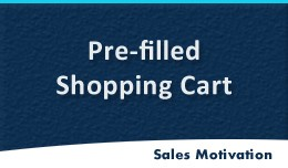 Email Cart (Pre-filled Shopping Carts)