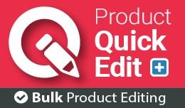 Product Quick Edit Plus