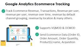 Google Analytics E-commerce - Advanced Ecommerce..