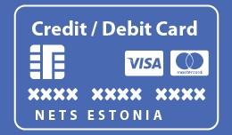 Nets Estonia Card Payments / kaardimaksed