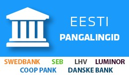 Estonian Banklinks / Eesti pangalingid