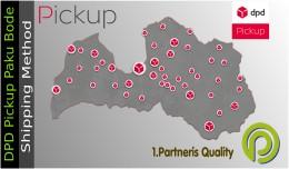 DPD Pickup Paku Bode Shipping Method for Opencar..