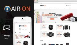 Airon Opencart Responsive Theme