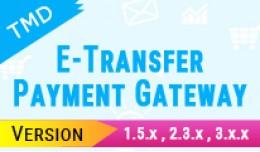 Electronic Transfer Payment Gateway(1.5.x , 2.x ..