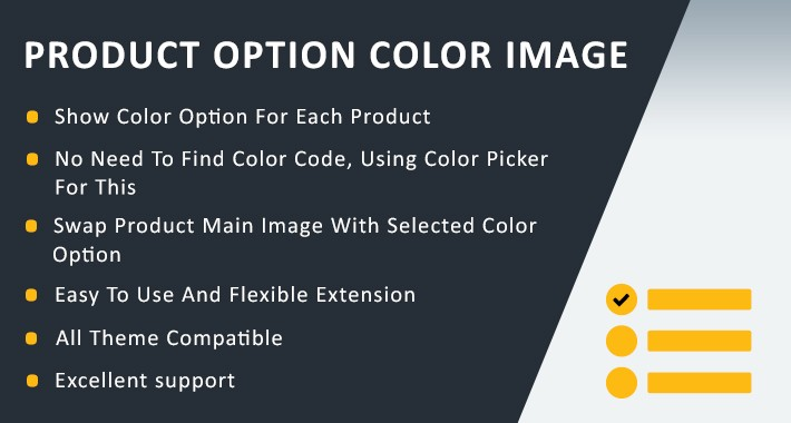 Product Option Color Image