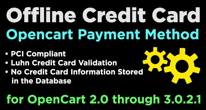 Offline Credit Card Payment v3