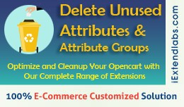 Delete Unused Attributes and Attribute Groups