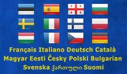 12 languages pack