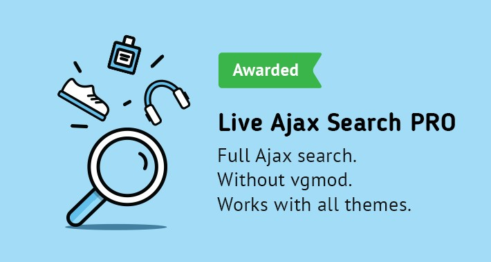 Live Ajax Search PRO