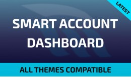 Smart Account Dashboard