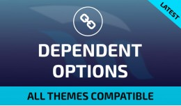 Dependent Options / Conditional Options