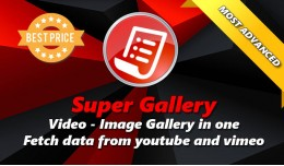 Super Gallery - Vidoes and Images