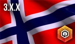 Norsk språkpakke / Norwegian Language Pack (3.x..
