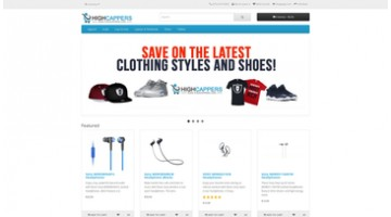 HighCappers.com | Apparel | Collectibles | Electronics