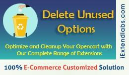Delete Unused Options