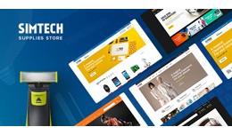 Pav Simtech Free Electronics Opencart 3 Theme Pa..