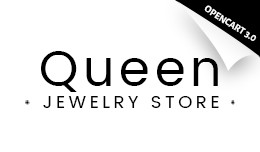 Queen - Jewelry Store 3.х - 65649