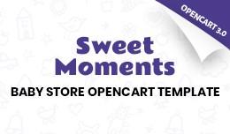 Baby Store OpenCart 3.х - 64809