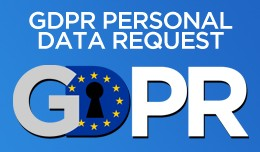 GDPR PERSONAL DATA REQUEST