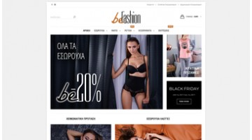 BeFashion Clothes Store