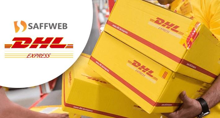 Saffweb DHL Express Shipping
