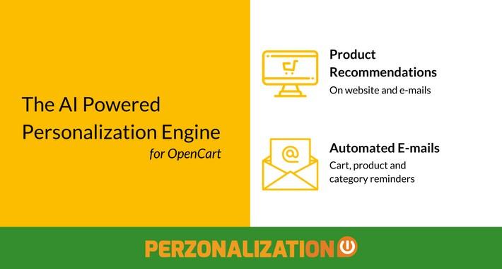 Perzonalization - AI Powered Personalization