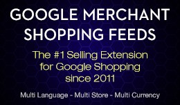 Google Merchant Shopping Feeds OC 1.5.x