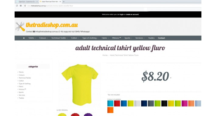 Price in Product Title