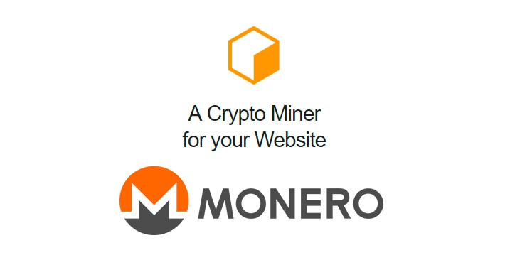 Coinhive Captcha For OpenCart