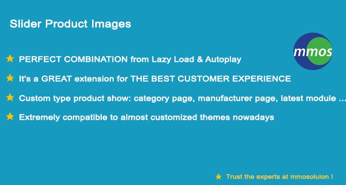 Slider Product Images on Category page!