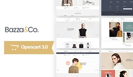 Pav Bazza - Powerful Opencart 3 theme for Fashion