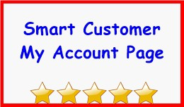 Smart Customer My Account Page