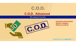 C.O.D. Advanced