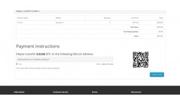 Blockchain Bitcoin Payment Gateway