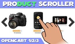 ProScroller - Universal product carousel / slide..