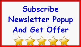 Subscribe Newsletter Popup And Get Offer
