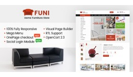 So Funi – Multipurpose Responsive OpenCart 3 &..