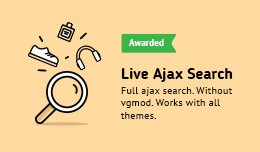 Live Ajax Search FREE