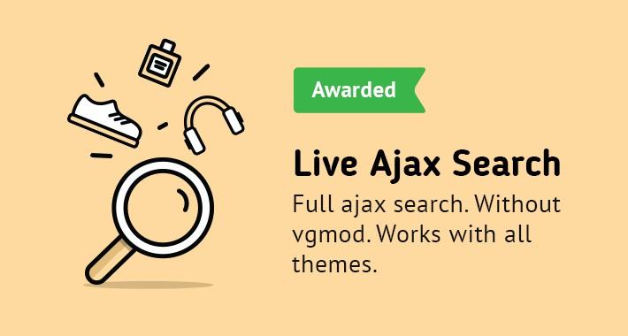 Live Ajax Search FREE