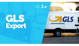 GLS Export (GLS Connect) OC 2.x.x