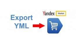 YML экспорт в Яндекс.Маркет